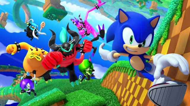 Sonic Triforce
