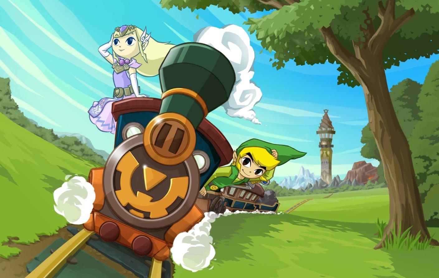 Así nos moveremos por el mundo de Zelda U