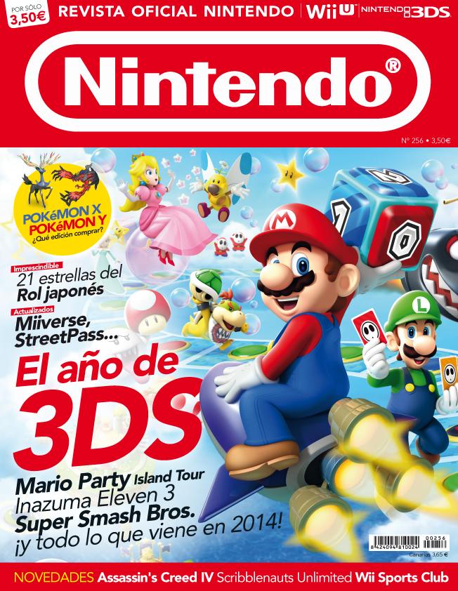 Revista Oficial Nintendo nº256