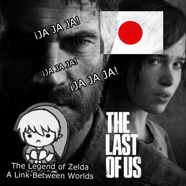 Zelda obtiene bajo puesto en encuesta de juegos 2013