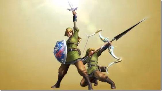 DLC de The Legend of Zelda en Monster Hunter 4