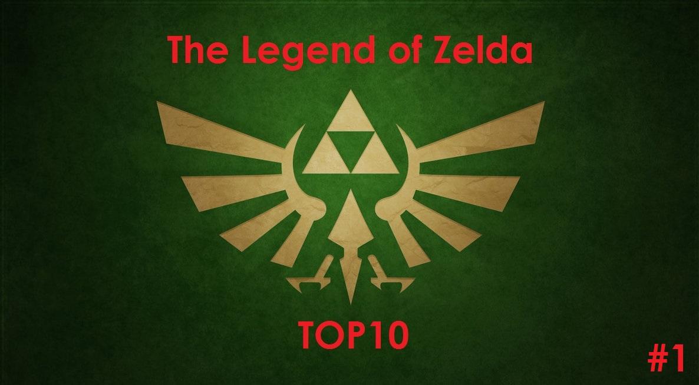GameTrailers muestra su Top10 de Zelda