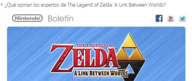 Reviews de Zelda A Link Between Worlds