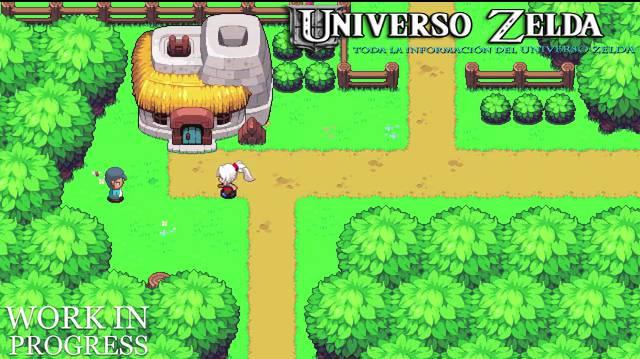 Vistazo al editor de niveles de Midora – Juego estilo Zelda