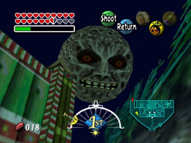 Descarga gratis dos geniales versiones musicales de Zelda Majora's Mask