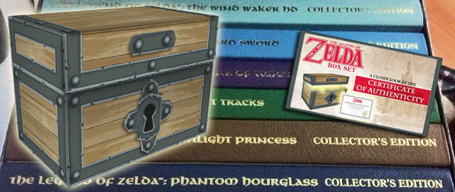 The Zelda Box Set de Prima Games