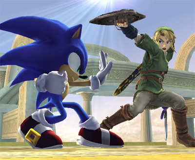 Zelda en Sonic: Lost World