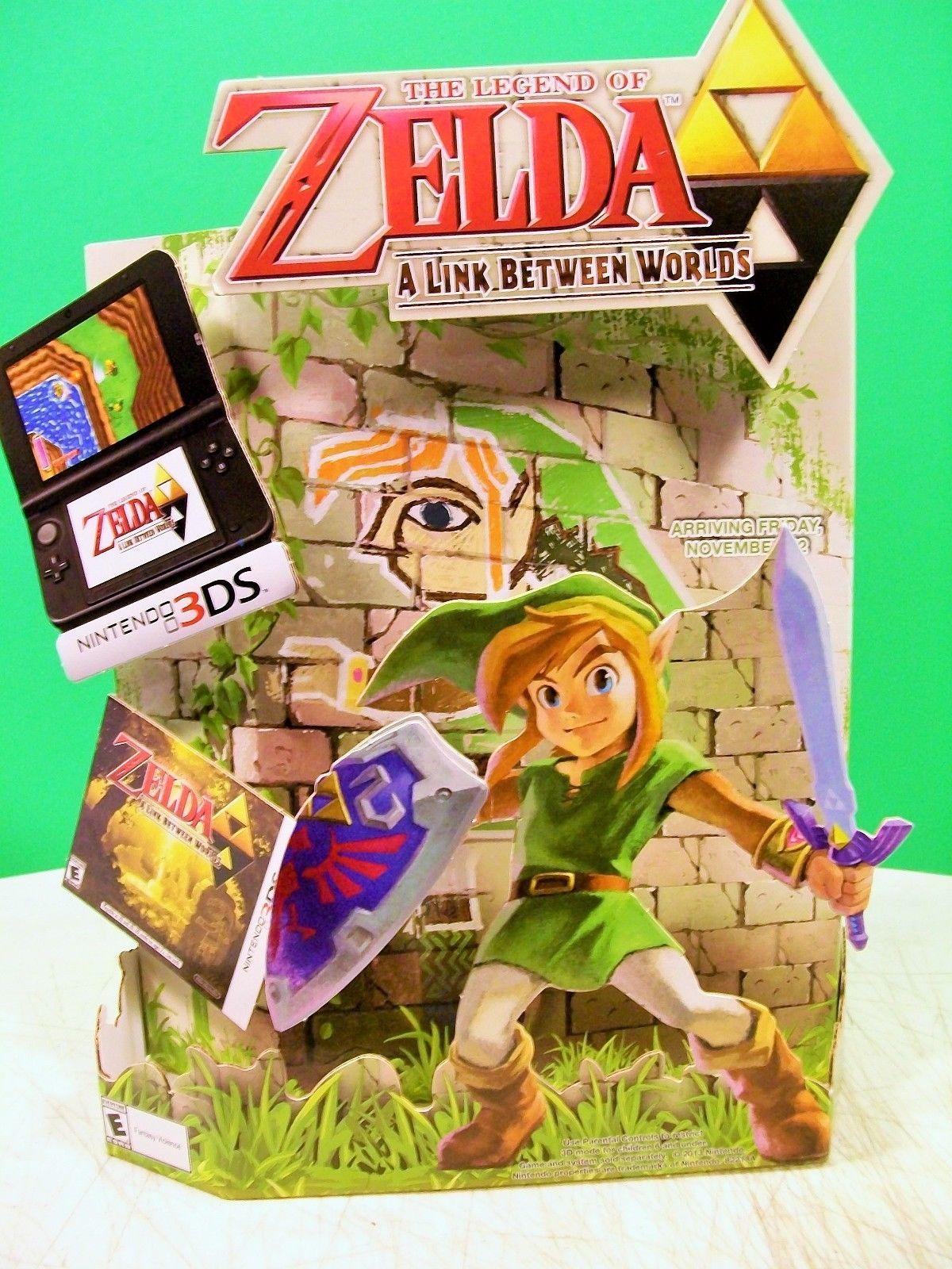 Artículos raros de Zelda de venta en eBay