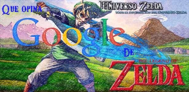 Artículo ¿Qué dice Google sobre The Legend of Zelda?