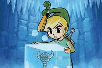 The Minish Cap en Wii U