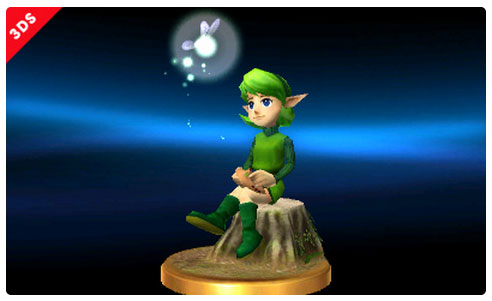 Nuevos screenshots de Super Smash Bros. 3DS