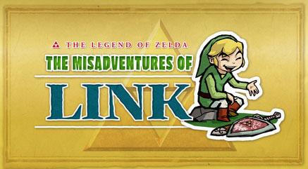 Capítulo final de Las Desventuras de Link