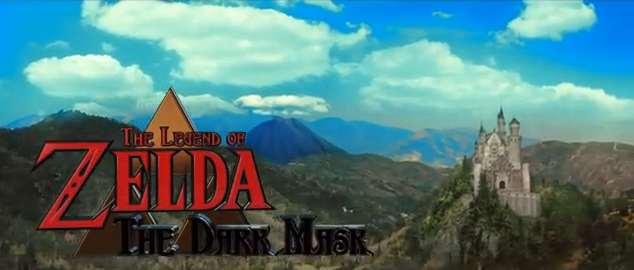 The Dark Mask: Otro fan film de The Legend of Zelda