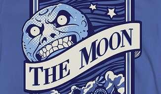 Camiseta The Moon de Zelda Majora's Mask