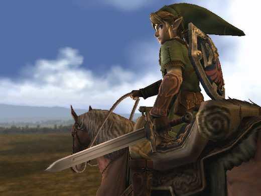 Se cumple el décimo aniversario de la revelación de Twilight Princess en el E3 de 2004