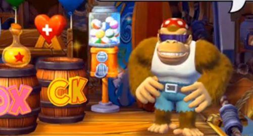 El nuevo Donkey Kong tiene referencias a Zelda