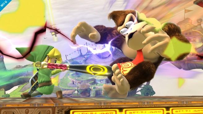 No oficial – Listan Super Smash Bros 3DS para el 29 de agosto de 2014