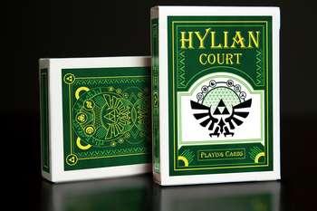 Baraja de cartas Zelda a la venta por 18$