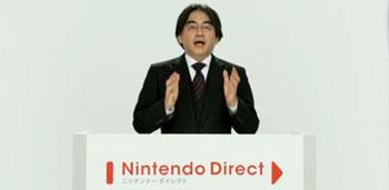Nintendo Direct 13-02-2014