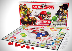 Monopoly de Legend of Zelda