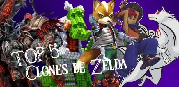 Top 5 de los clones más desvergonzados de Zelda