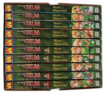 Zelda Manga Box Set desde 41€ gastos incluidos