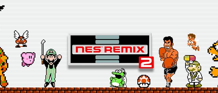 Nintendo lanzaría en formato físico los juegos NES Remix