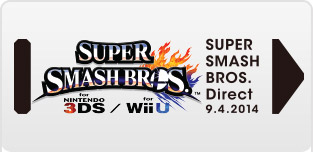 Nintendo Direct de Super Smash Bros.