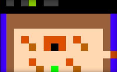 ¡Juega a la versión 16×16 del Zelda I!