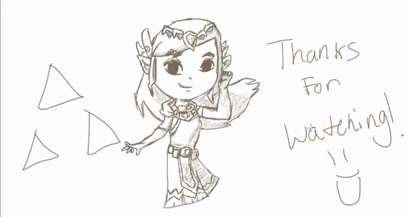 Cómo dibujar a Zelda – Genial Vídeo rápido