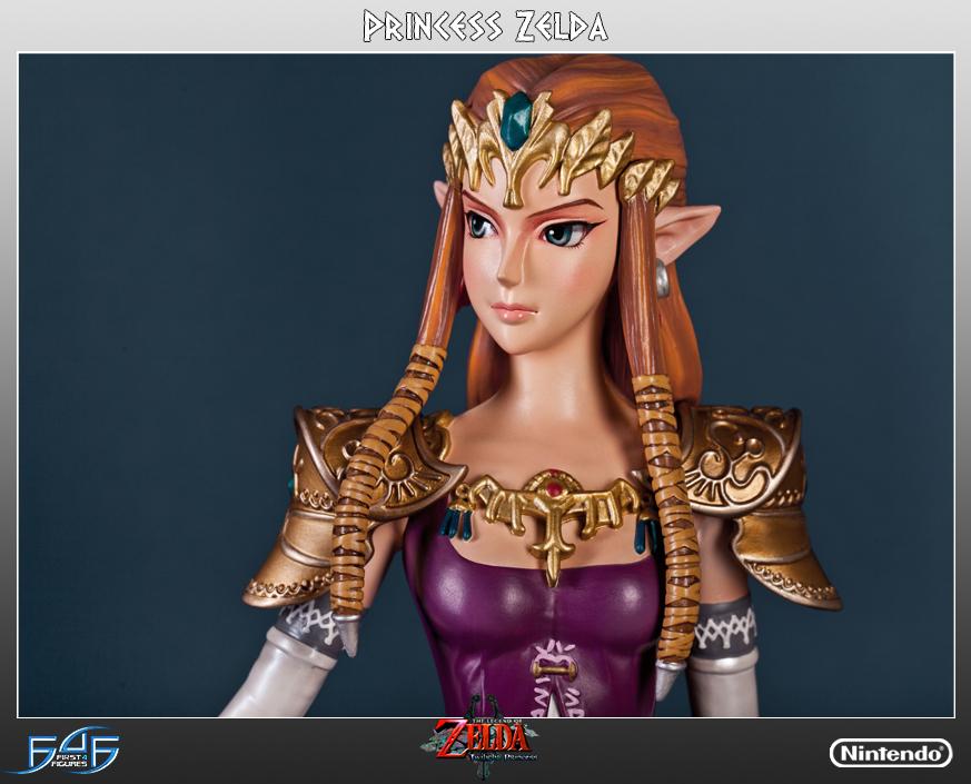 Zelda será la nueva figura de First 4 Figures