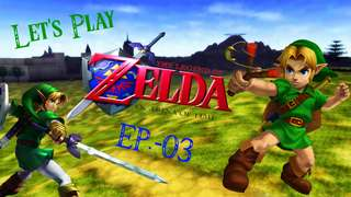 Let's Play Zelda Ocarina of Time – Capítulo 3