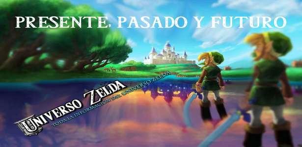 The Legend of Zelda – Pasado, Presente y Futuro