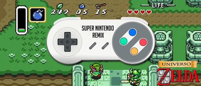 ¿Super NES REMIX?