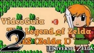 Let's Play Zelda! Videoguía Zelda I NES – Parte 2