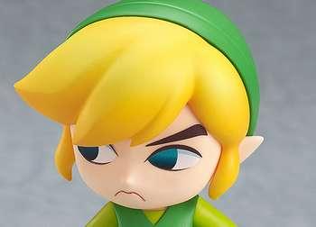 Ya envían la figura Toon Link de Nendoroid