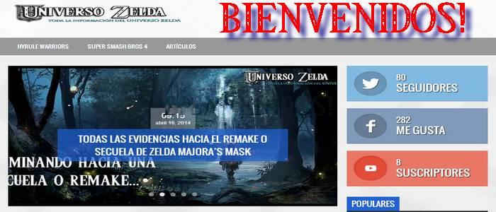 Universo Zelda se viste a la última: estrenamos nuevo diseño