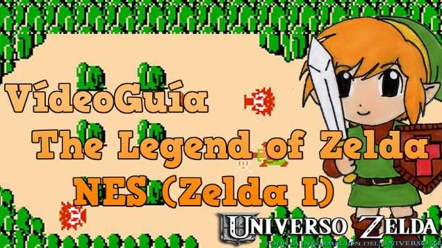 Let's Play Zelda! Vídeo Guía Zelda I NES – Parte 4