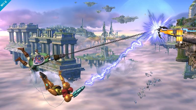 Nuevas imágenes de Super Smash Bros. 4
