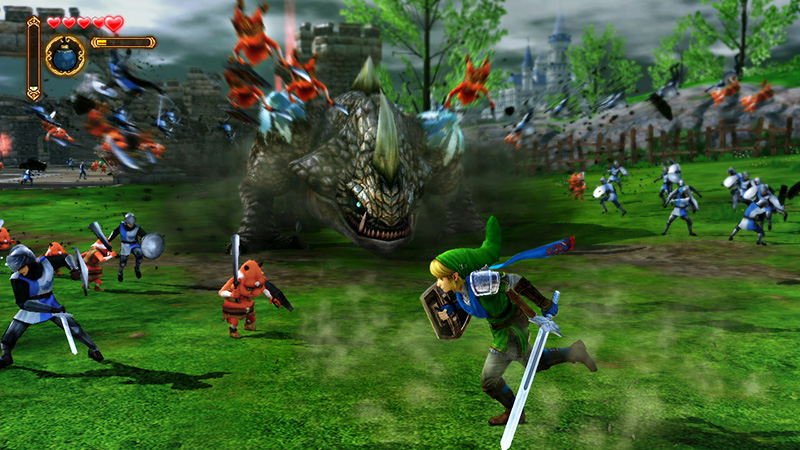 Nuevos datos de Hyrule Warriors