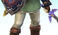 Se descubre la razón por la que Link viste con mallas