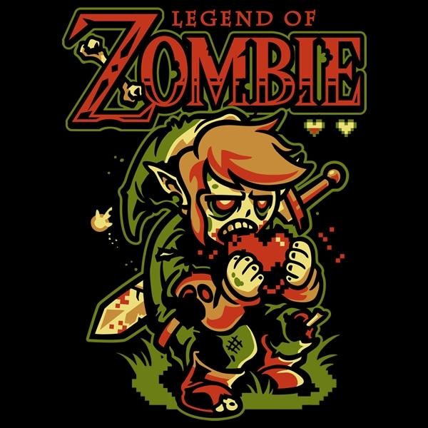 Sorteo de Camisetas Zelda en Zelda Informer