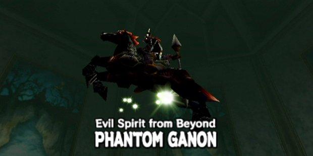 El fantasma del rey Ganondorf – Parodia musical