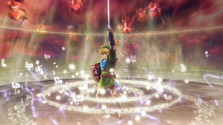 También disponibles en América los DLC de Hyrule Warriors