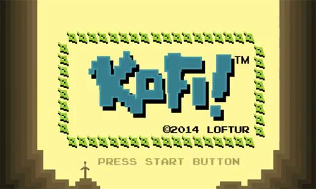 Kofi, una serie de animación con inspiración en Zelda