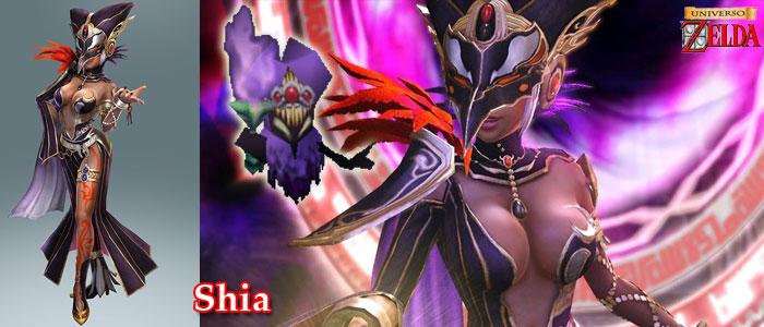 Ocarina of Time, Twilight Princess, Skyward Sword son los mundos que aparecen en Hyrule Warriors