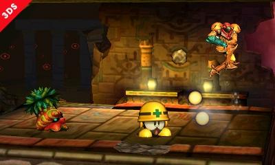 El Octorok de Zelda Skyward Sword aparecerá en el nuevo Smash Bros