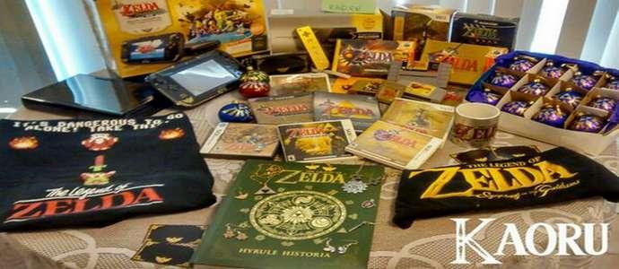Un vistazo a las primeras colecciones de usuarios de Universo Zelda