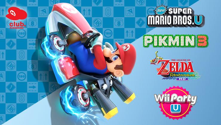 Último día para conseguir un juego gratis si tienes Mario Kart 8