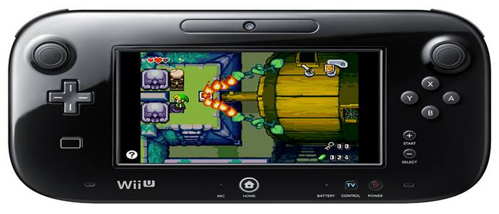 Zelda The Minish Cap para Wii U pronto en eShop de USA